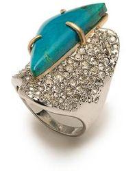 Alexis Bittar - Roxbury Stone Ring - Lyst