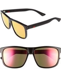 fb99d5b9caf79 Lyst - Gucci Gg 2225 s in Black for Men