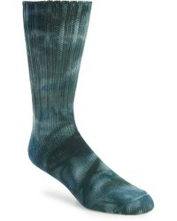 Anonymous Ism - Uneven Dye Socks - Lyst