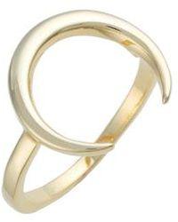 Elise M - Brave Horn Ring - Lyst