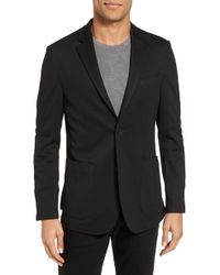 Vince Camuto - Slim Fit Stretch Knit Sport Coat - Lyst
