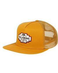 Billabong - Flatwall Trucker Cap - Lyst