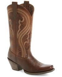 Ariat | Lively Western Boot | Lyst