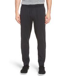 Zella Pyrite Slim Fit Technical Jogger Pants - Black