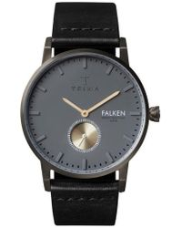 Triwa | Falken Leather Strap Watch | Lyst