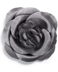 Hook + Albert - Lapel Flower - Lyst