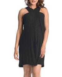 Bun Maternity | Convertible Maternity Shift Dress | Lyst