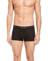 Calvin Klein - Low Rise Trunks - Lyst