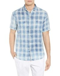 Tommy Bahama - Soleil Del Fade Check Sport Shirt - Lyst