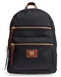 Frye - Ivy Nylon Backpack - - Lyst