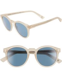 18cd5b6708 Ahlem - St. Germain 49mm Round Sunglasses - - Lyst