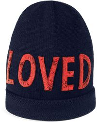 bcd0740264a42 Gucci - Wool Hat With Sequin