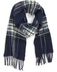 Barbour - Lowerfell Scarf - Lyst