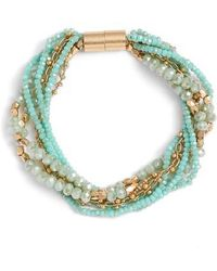 Treasure & Bond - Layered Strand Bracelet - Lyst