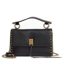 Rebecca Minkoff - Darren Top Handle Crossbody Bag - Lyst