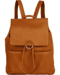 Urban Originals - The Thrill Vegan Leather Backpack - Lyst