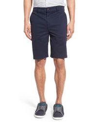 PAIGE - 'thompson' Slim Fit Shorts - Lyst
