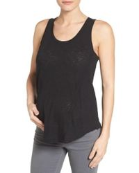 Loyal Hana | Paige Maternity/nursing Tank Top | Lyst