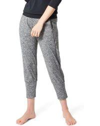 Sweaty Betty - Garudasana Crop Yoga Trousers - Lyst