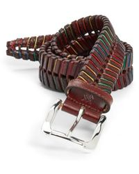 Martin Dingman - 'livingston' Belt - Lyst