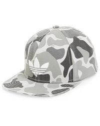 fb4deab60e6 adidas Originals - Adidas Original Trefoil Plus Snapback Baseball Cap - -  Lyst
