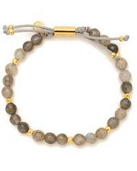 Gorjana   Power Semiprecious Stone Beaded Bracelet   Lyst