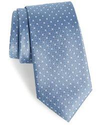 Calibrate - Denson Neat Silk Tie - Lyst
