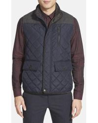 Vince Camuto - Quilted Vest - Lyst