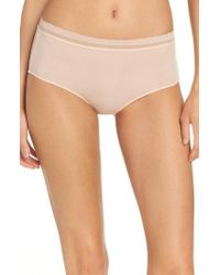 On Gossamer - Next To Nothing Hipster Briefs - Lyst