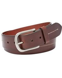 Fossil | Cullen Casual Leather Belt | Lyst