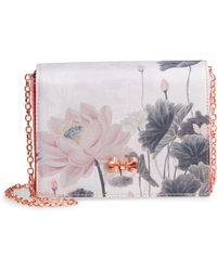 Ted Baker - Sea Of Dreams Evening Bag - Lyst
