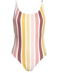 Rhythm - Zimbabwe One-piece Swimsuit - Lyst