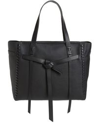 AllSaints - Cami East/west Leather Tote - - Lyst