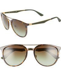 Ray-Ban - 55mm Retro Sunglasses - - Lyst