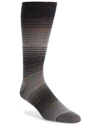 Bugatchi - Mercerized Socks - Lyst