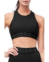 GOOD AMERICAN - Icon Sports Bra - Lyst