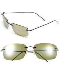 Maui Jim - Frigate Polarizedplus2 65mm Sunglasses - - Lyst