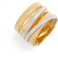 Marco Bicego - Masai Two-tone Ring - Lyst