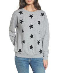 South Parade - Alexa - Super Stars Sweatshirt - Lyst