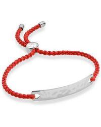Monica Vinader | Havana Friendship Bracelet | Lyst