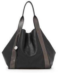 Botkier | Baily Reversible Calfskin Leather Tote | Lyst