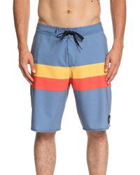 Quiksilver - Highline Seasons Board Shorts - Lyst