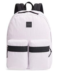 Vans - Double Down Backpack - Purple - Lyst