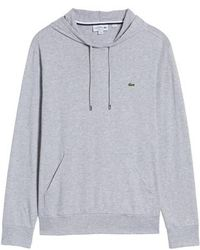 Lacoste - Pullover Hoodie - Lyst