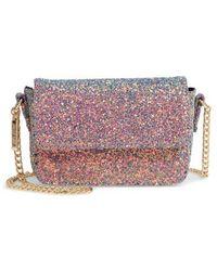 mali + lili - Mali + Lili Multi Glitter Crossbody Bag - - Lyst