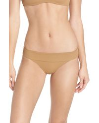 L*Space - Veronica Ribbed Bikini Bottoms - Lyst