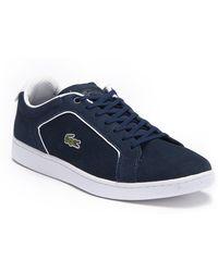 Lacoste - Carnaby Sneaker - Lyst