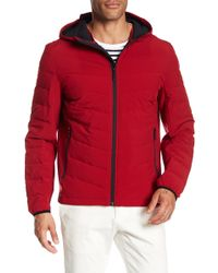Andrew Marc - Gramercy Quilted Hooded Jacket - Lyst