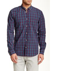 Color Siete - Reade Checked Long Sleeve Shirt - Lyst