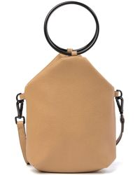 Foley + Corinna - Hygge Tower Small Ring Faux Leather Crossbody Bag - Lyst